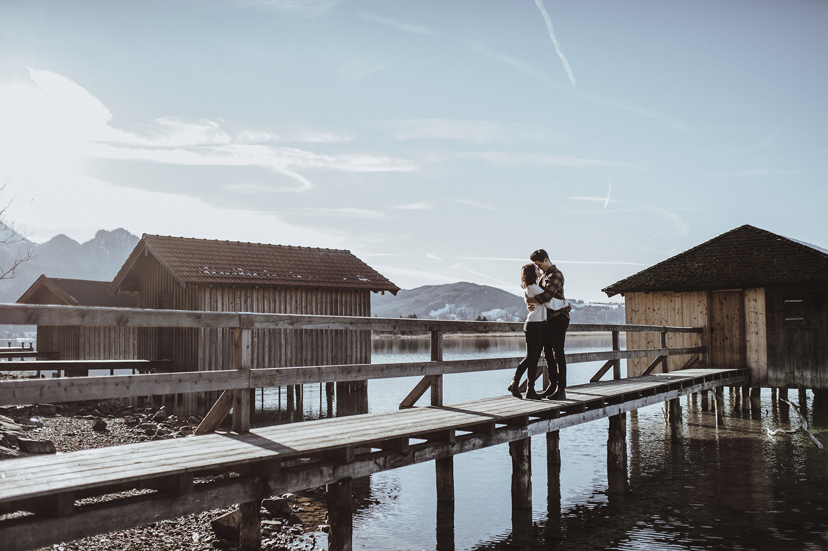 coupleshooting_Kochelsee